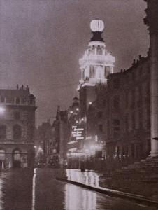 Trafalgar Square en 1926