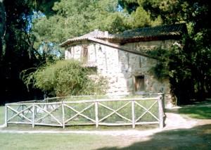 La Casa de la Abuela, en el Jardín del Capricho
